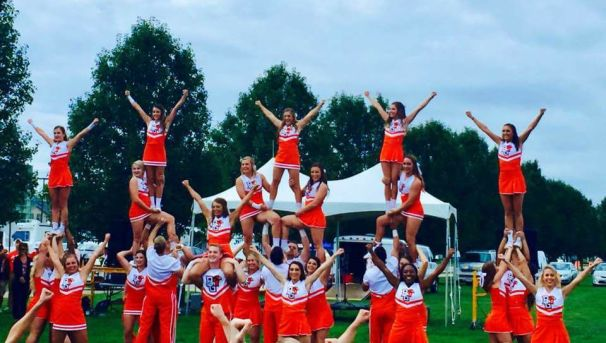 BGSU Cheerleading Nationals Trip Image