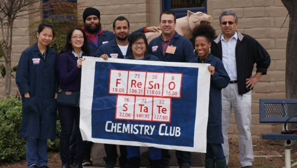 Fresno State Chemistry Club @ Sunnyside High (February 2015)