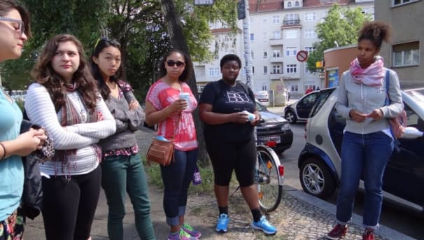 Support the 2018 FemGeniuses in Berlin Image