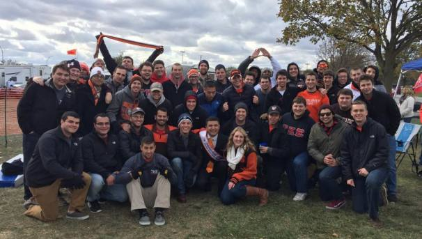 Greek Housing Project: Tau Kappa Epsilon Image
