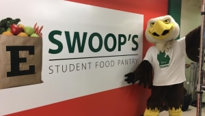 Swoop's Student Food Pantry 2019