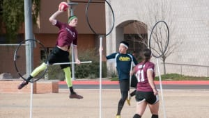 Send ASU Quidditch to Nationals in Florida