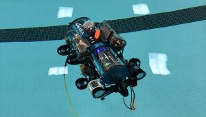 RoboSub AUV development