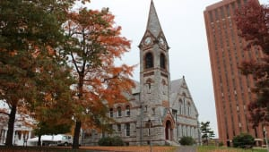 2013 Class Gift: Old Chapel Renovation