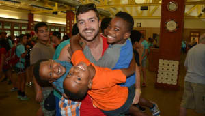 2020 Camp Shining Stars for Children with Kidney Diseases