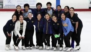 UCLA Figure Skating Fundraising for Nationals