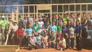 Pittsburgh Campus Habitat for Humanity Spring Break Trip