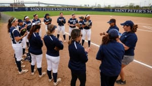 Support Saint Peter's Softball