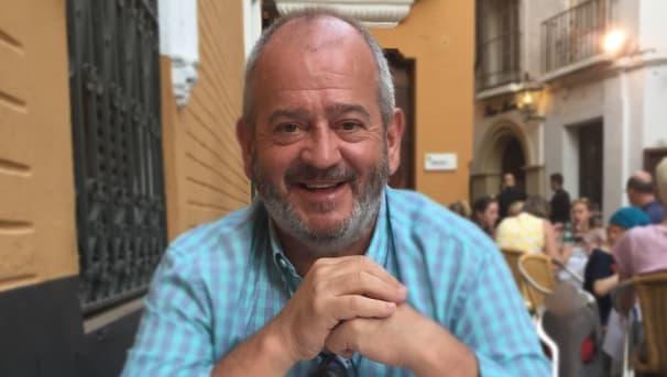 Jim Burke Liver Cancer Research Image