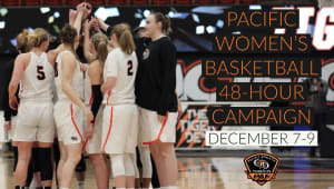 Women's Basketball 48-Hour Giving Campaign