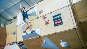 Club Sport: Climbing Team 2017