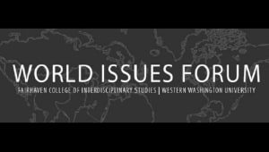 World Issues Forum