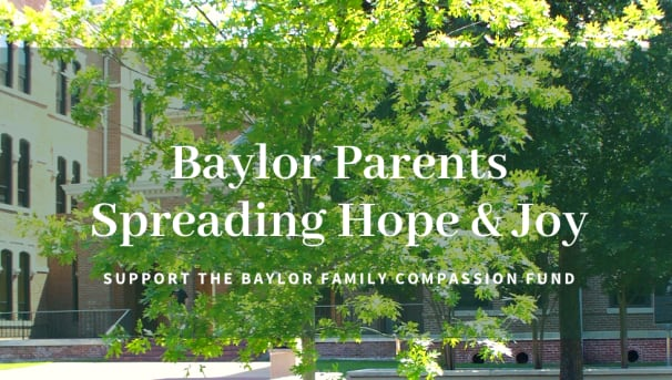 Baylor Parents Spreading Hope and Joy Image