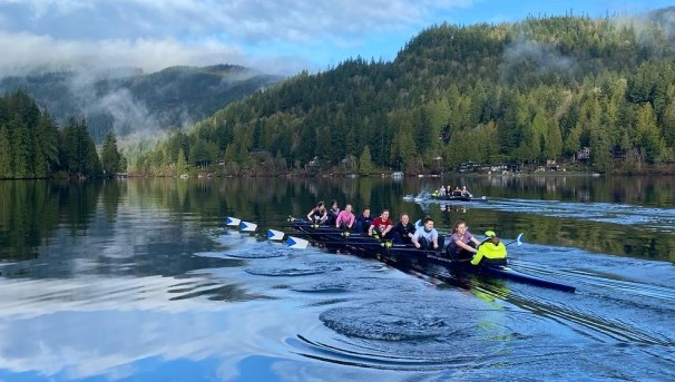 WWU Women's Rowing 2020-2021 Image