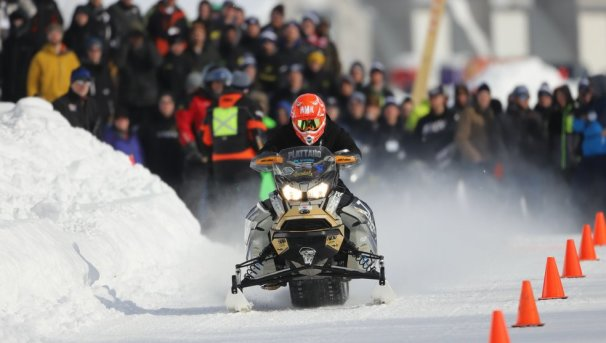 Clean Snowmobile Challenge Team Image