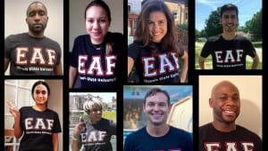 EAF 60th Celebration