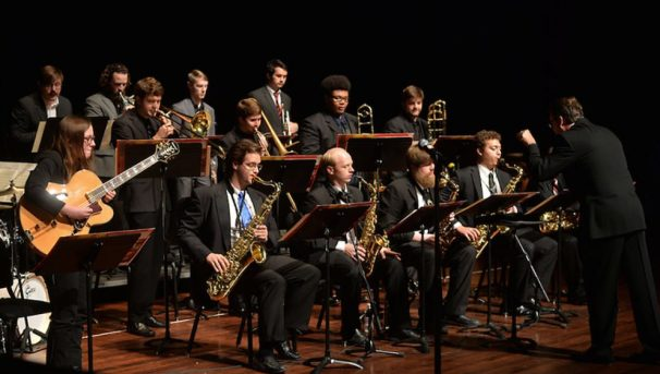 The Mississippians Jazz Ensemble: European Tour Image