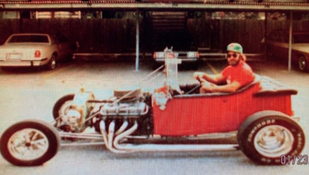 Make a Gift to AML Research in Honor of Clifford Paschal Car Image