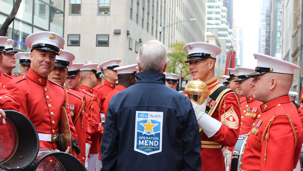 Walk With Us Campaign for Veterans with Physical Injuries Image