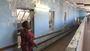 Help Our May Term Class Refurbish Mbabane Hospital!