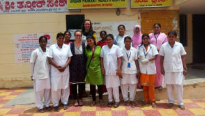 Engaging in Global Health: Internships in India