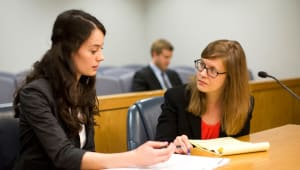 Experiential Learning Opportunities in the School of Law
