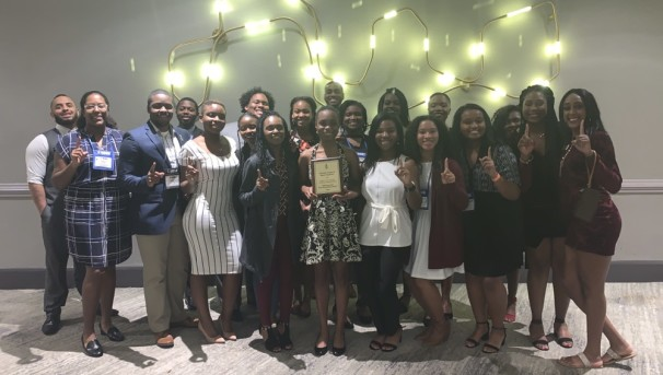 2020 National Society of Black Engineers Image