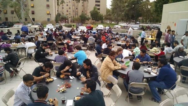 Sun Devil Family Association Thanksgiving Dinner Image