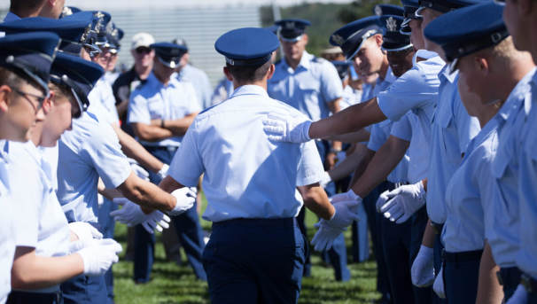 Cadet Wing Leadership and Morale Event Image