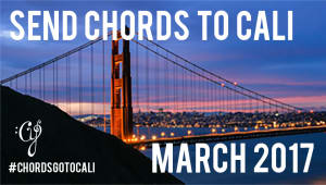 Send Chords to Cali!
