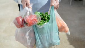 What to Do with those Grocery Bags: Flexible Film Recycling