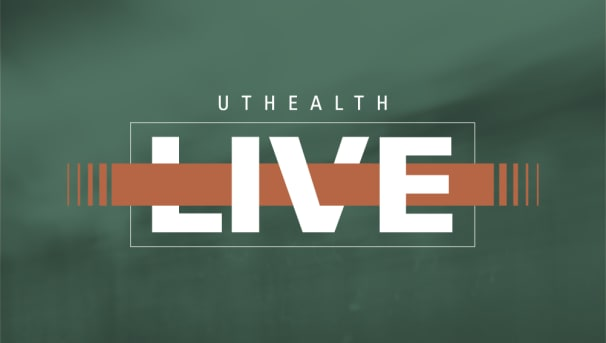 UTHealth Live - Taking Charge of Men's Health Image