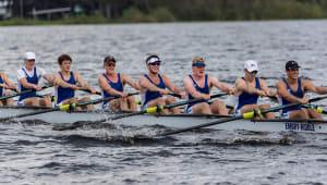 Rowing to Philadelphia - Men's Team