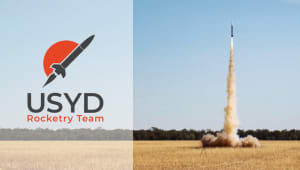 University of Sydney participates in Spaceport America Cup 2019