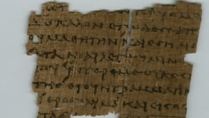 Help UT Students Discover Early Christian Manuscripts