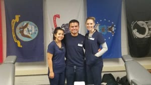 NAU Dental Hygiene Clinic Veteran Appreciation Day