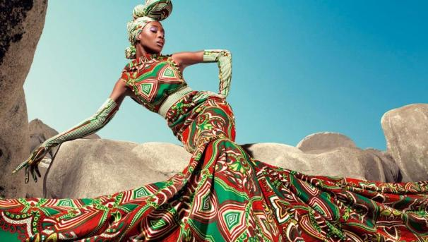 Fowler Museum Exhibition: African-Print Fashion Now! Image