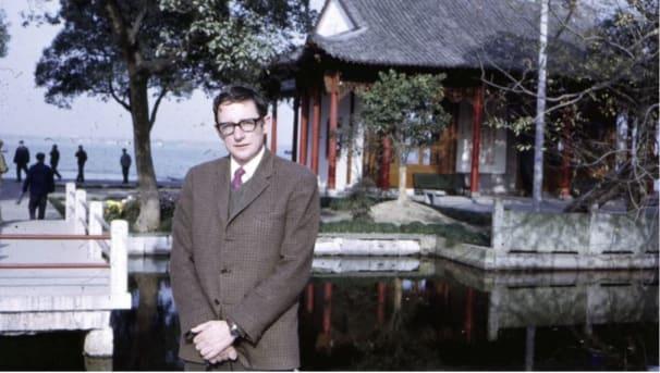 Professor John Cleverley Memorial Scholarship  Image