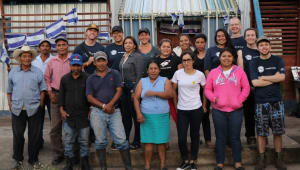 Engineers Without Borders: Panama and Nicaragua