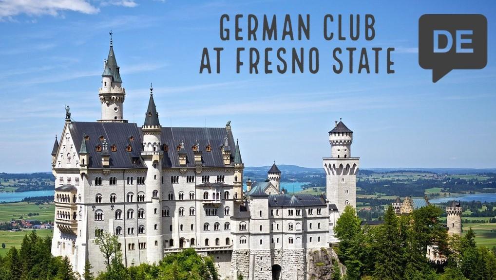 German Club at Fresno State