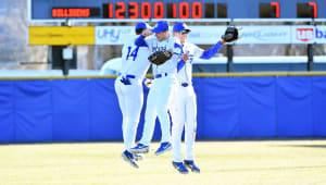 SLU Baseball