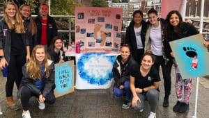 Sole Survivors: Sexual Assault Awareness Week