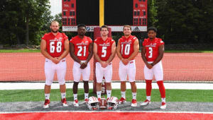 Support Your 2018 SHU Football Team!