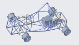Iowa Formula SAE - Electric Race Car Fundraiser
