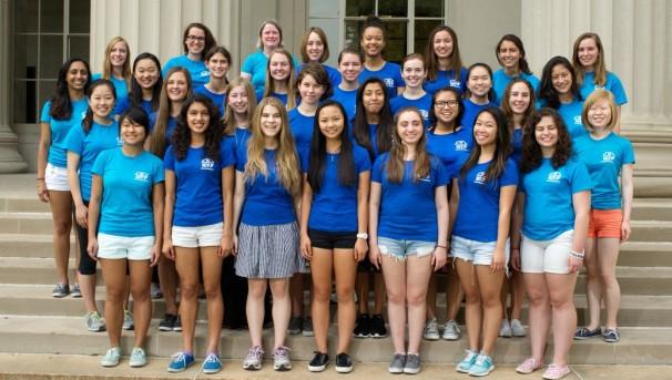 Women's Technology Program in Mechanical Engineering Image