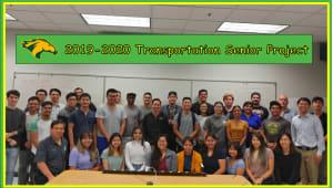 Transportation Senior Project Team