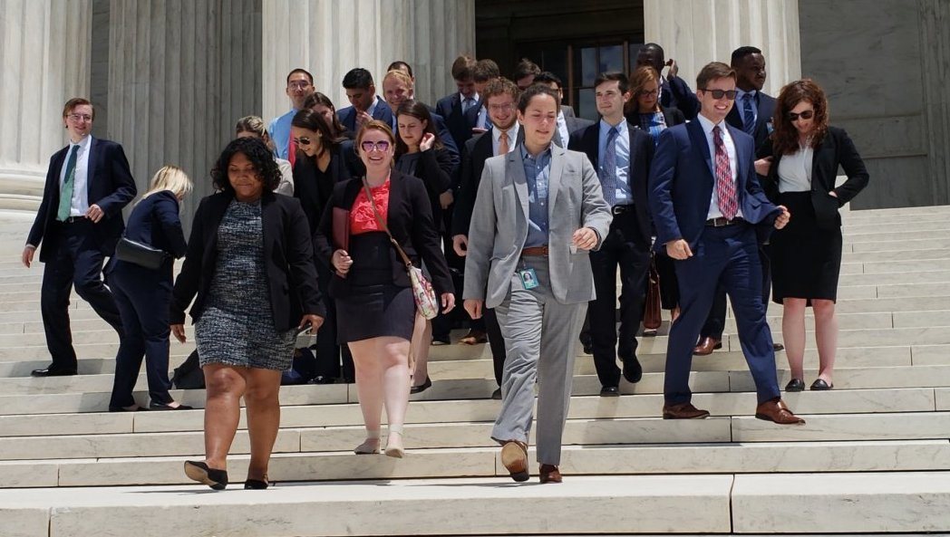 Buckeyes in Law at the Supreme Court