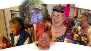 In Memory of Mama Gong