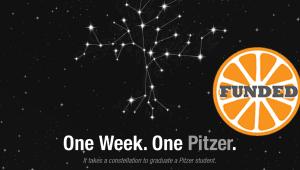 One Week. One Pitzer.