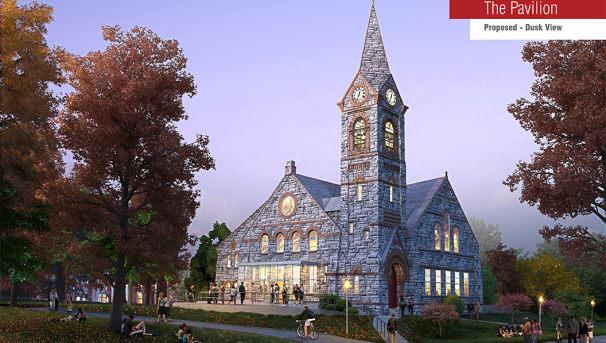 2016 Senior Class: Old Chapel Restoration Fund Image